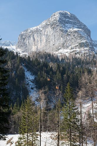 Sella Nevea - Mt Kanin with cableway