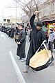 Tasu'a Mourning-Shia muslim in qom عزاداری روز تاسوعا در قم 18.jpg