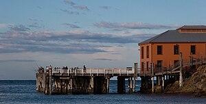 Tathra, New South Wales - Tathra wharf