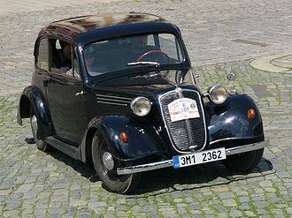 Tatra 57 - Image: Tatra 57 B