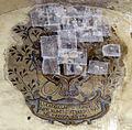 Tds, Palazzo dei Commissari o del Pretorio, cortile, stemma nerli.JPG