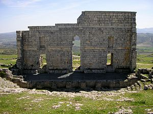 Acinipo - The Roman theatre of Acinipo