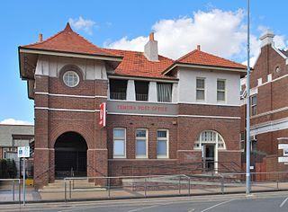 Temora Post Office