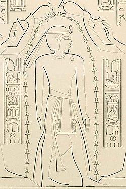 Temple Khonsu Ramesses XI Lepsius.jpg