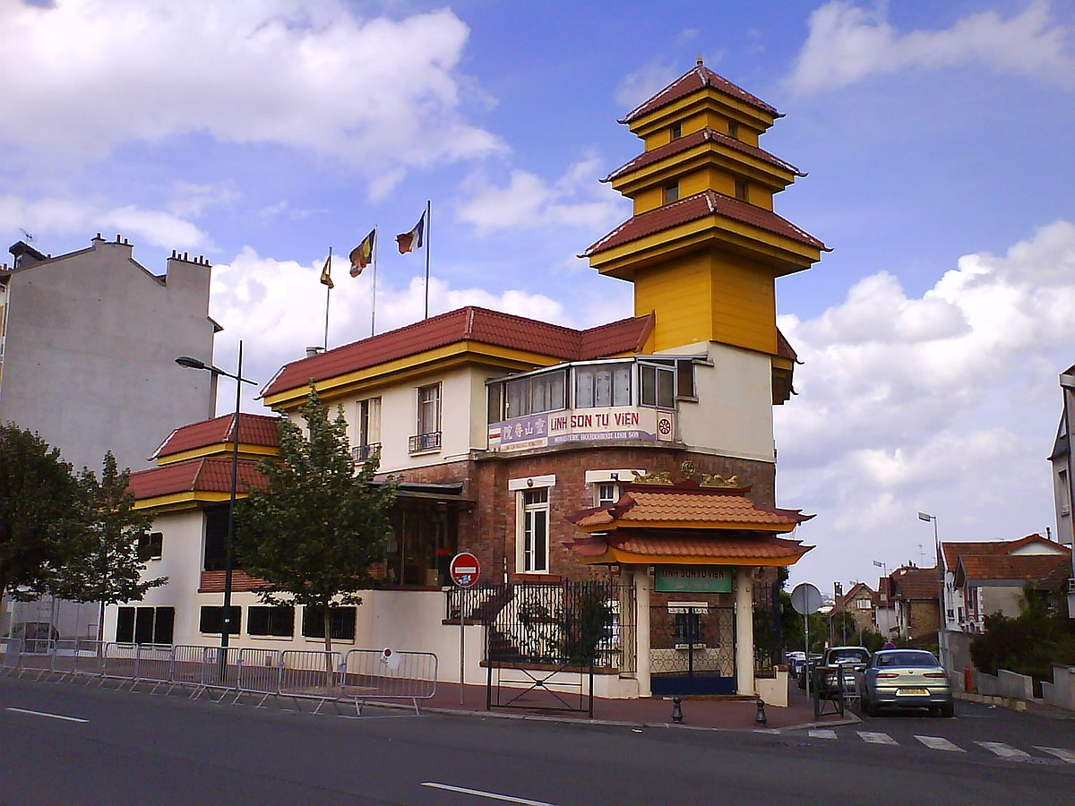 Restaurant Chinois Saint Witz