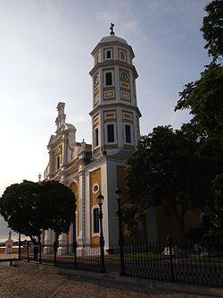 Resultado de imagen para Catedral de Ciudad Bolívar