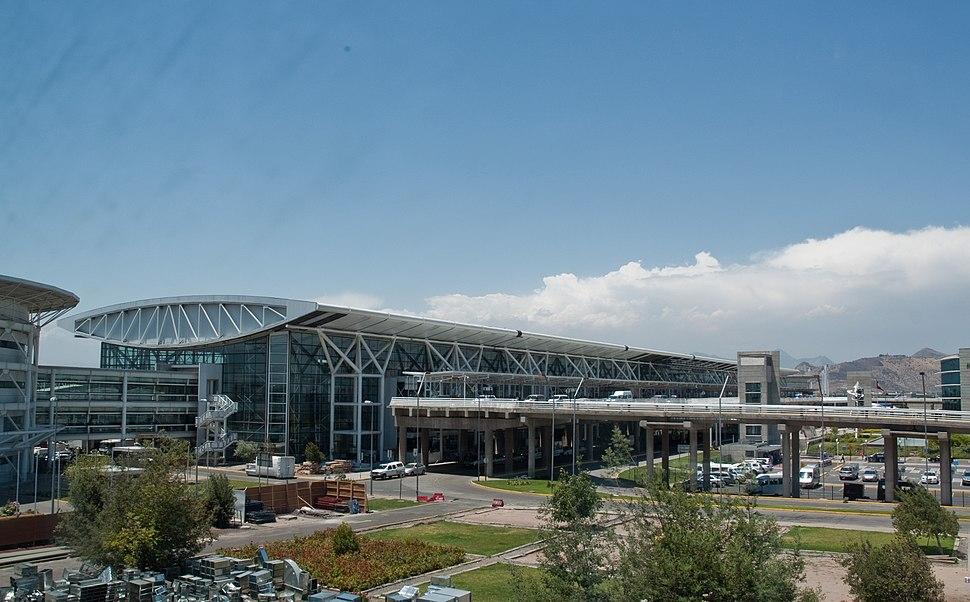 Terminal Aeropuerto Pudahuel