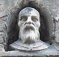 Testa dell'Eremita di Porta dell'Arco (Via delle Cerchia - Siena) - panoramio.jpg