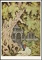 Th. Kittelsen- Den store eken skygget for kongsgården (7156809148).jpg