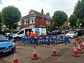 Thames Water at work in Muswell Hill, London.jpg