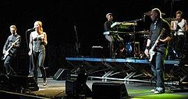 The-Cardigans-Auftritt in Brasilien 2006