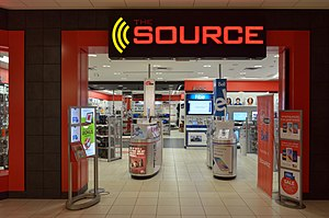 The Source (retailer) - Store in Promenade.