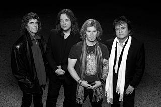 The Babys British rock group