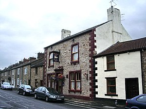 Barrow, Lancashire - Image: The Bay Horse, Barrow geograph.org.uk 531411