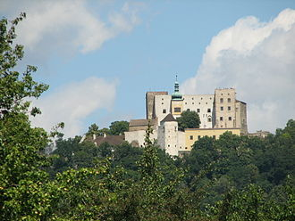 Zlín Region - Image: The Buchlov Castle