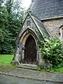 The Chapel of the Holy Cross, Croston, Porch - geograph.org.uk - 940446.jpg