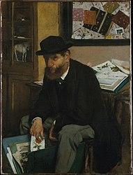 Edgar Degas: The Collector of Prints