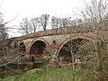 The Cumledge Bridge crossing the Whiteadder Water - geograph.org.uk - 1188896.jpg