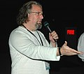 The Director, Udi Aloni at the presentation of the film Mechilot (Forgiveness) on the occasion of 37th International Film Festival (IFFI-2006) in Panaji, Goa on December 1, 2006.jpg