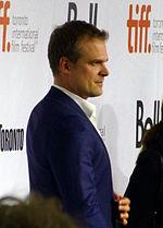 Schauspieler David Harbour