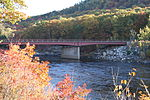 The Glen Bridge from Thurman shore.jpg