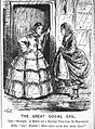 The Great Social Evil, Punch 1857.jpg