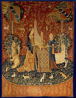 The Lady and the unicorn Hearing