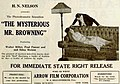 The Mysterious Mr. Browning (1918) - Ad 1.jpg