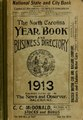The North Carolina year book and business directory (serial) (IA northcarolinayea1913rale).pdf