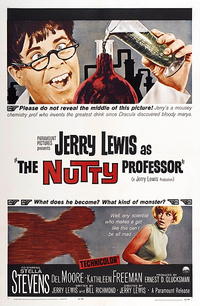 Picture of a movie: The Nutty Professor