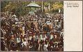 The Perahera, an annual Buddhist procession. Kandy (Ceylon) (NYPL Hades-2359856-4044621).jpg