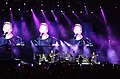 The Police in Concert Argentina Purple police (2098986855).jpg