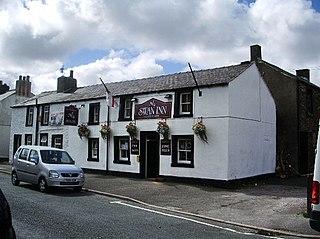 Ellenborough, Cumbria Human settlement in England