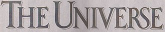 The Universe (student newspaper) - Image: The Universe BYU logo