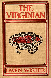 The Virginian cover