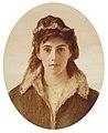 The fisher girl - Reginald Barber.jpg