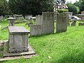 The graveyard of St Mary the Virgin - geograph.org.uk - 853672.jpg