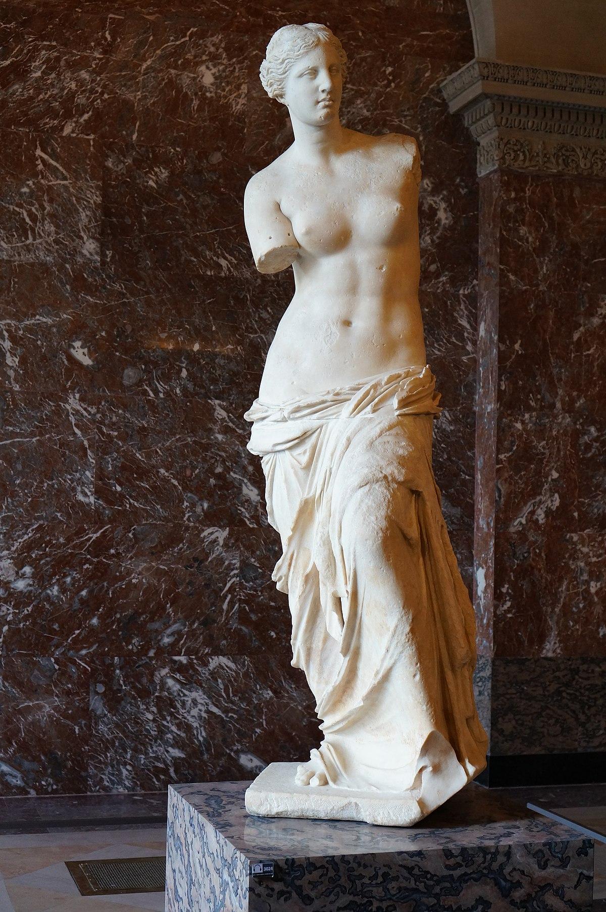 Sculpture Femme Ronde Colorée ronde-bosse — wikipédia