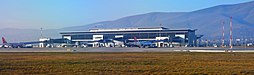 The new terminal and apron of the Pristina International Airport.jpg