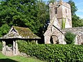The ruined church of St. John the Baptist, Llanwarne - geograph.org.uk - 951611.jpg