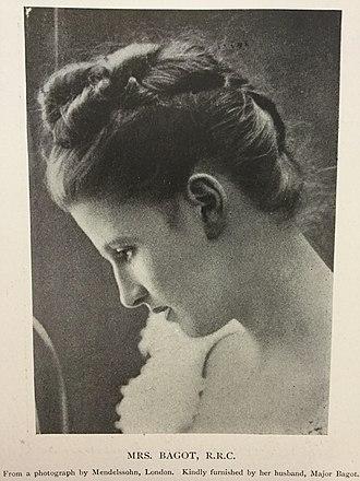 Josceline Bagot - Image: Theodosia Bagot