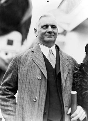 Thomas Gore - Gore in 1929