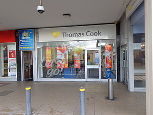 Thomas Cook Group - A Thomas Cook travel agency in Cross Gates, Leeds