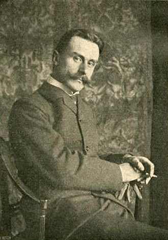 Thomas Mann - Mann in the early period of his writing career