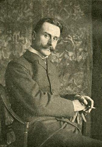 Томас Манн в начале своей писательской карьеры