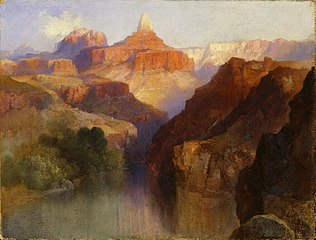 Zoroaster Peak (Grand Canyon, Arizona)