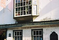 Thomas Paine's Lewes home