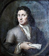Portrait of Hubert Cornelisz. Poot