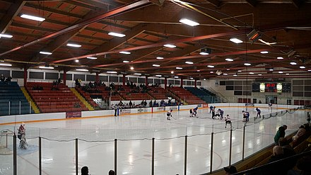 Thorold Community Arena Thorold Community Arenas - Thorold, ON.jpg