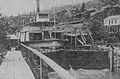 Three Sisters in locks 1915.jpg